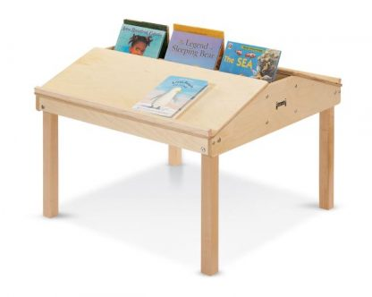 Quad Tablet And Reading Table - Leren