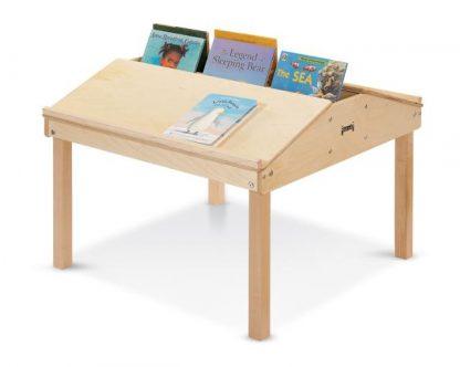 Jonti-Craft Reading Table - Leren