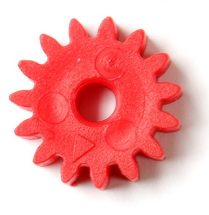 15 Tooth Gear with 4mm Bore Pk10 - Leren