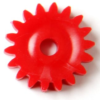 18 Tooth Gear with 4mm Bore Pk10 - Leren