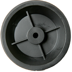 30mm Diameter Pulley with 2mm Bore Pk10 - Leren