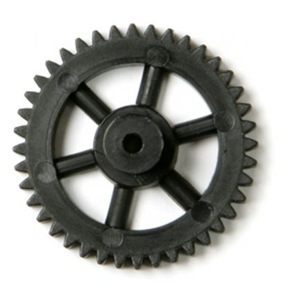 40 Tooth Gear with 2mm Bore Pk10 - Leren