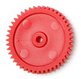 45 Tooth Gear with 4mm Bore Pk10 - Leren