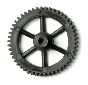 50 Tooth Gear with 2mm Bore Pk10 - Leren