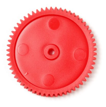 58 Tooth Gear with 4mm Bore Pk10 - Leren