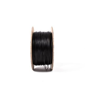 Black Multi Strand Wire - Leren
