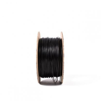 Single Strand Wire Black 100m Reel - Leren