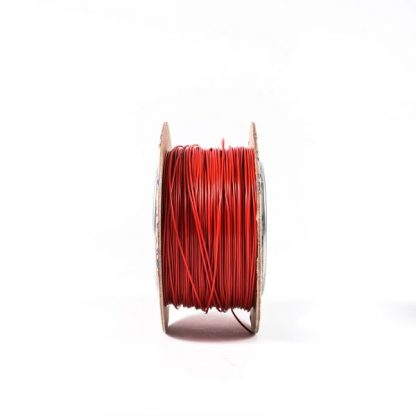 Red Multi Strand wire - Leren