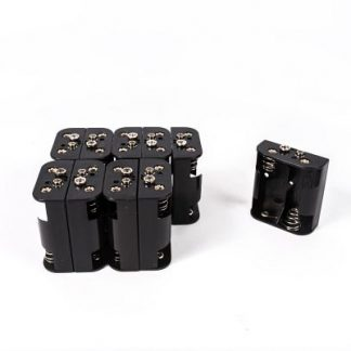 C2 Battery Holder - Leren