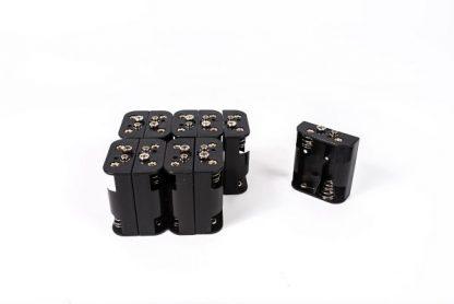 C2 Battery Holder - Leren
