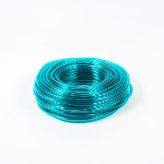 4mm Tubing Green 30m - Leren