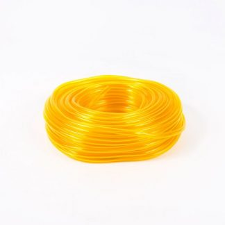 5mm Yellow Tubing 30m - Leren