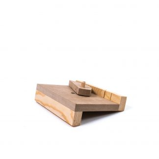 Cam Lock Bench Hook - Leren