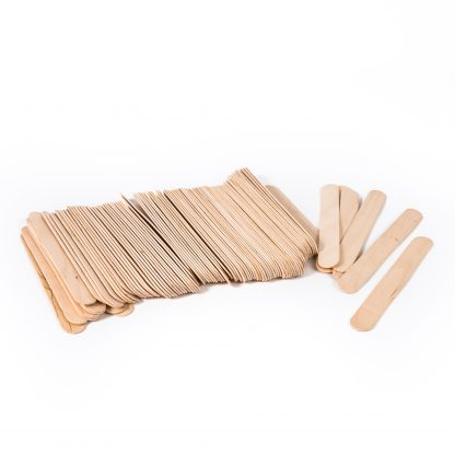 Tongue Depressors/Large Lollipop Sticks Pack 100 - Leren
