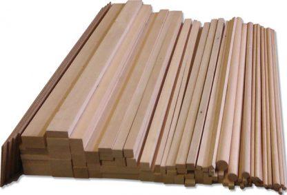 Jelutong Structure Pack - Leren