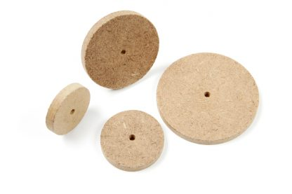 MDF Wheels 50mm Pack 100 - Leren