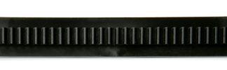 Interlocking Rack Pk10 for 4mm gearing - Leren
