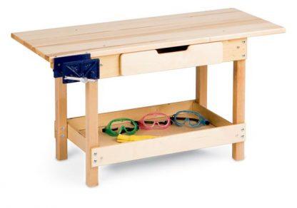 Jonti-Craft Workbench With Draw - Leren