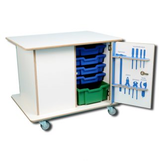 Infant Technology Trolley - Leren
