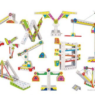 10 Model Build-it Kit - Leren