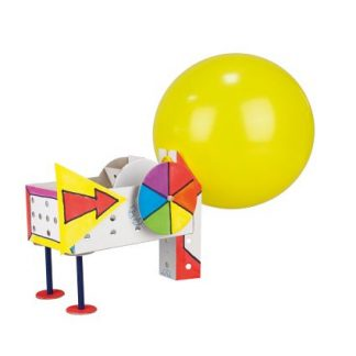 Techcard Balloon Turbine - Leren