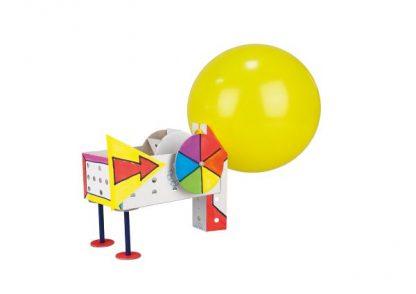 Techcard Balloon Turbine - Leren