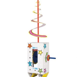 Techcard Spiral Toy - Leren