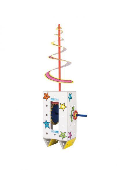Techcard Spiral Toy - Leren