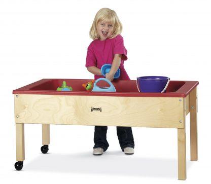 Jonti-Craft Toddler Sensory Table - Leren