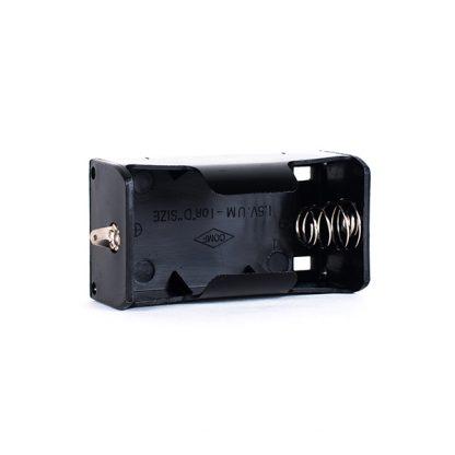 D1 Battery Holder - Leren