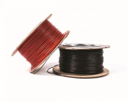 Extra Flexible Wire RED 25m Reel - Leren