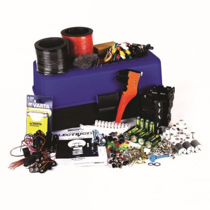 Leren Primary Technology & Science Bumper Primary Electricity Kit. - Leren