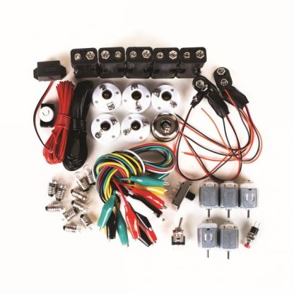 Leren Primary Technology & Science Starter Electricity Pack - Leren