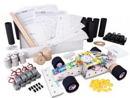 Leren Primary Technology TechCard Formula T Workshop Pack - Leren